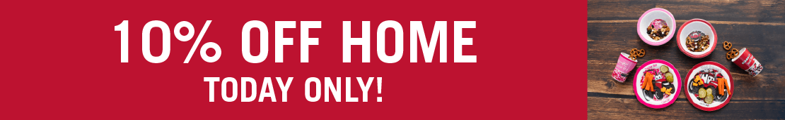 Save 10% on the Home Category