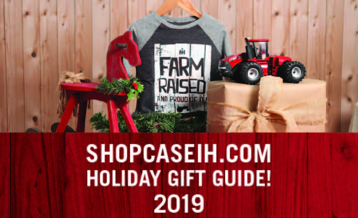 Shop CaseIH Holiday Gift Guide 2019